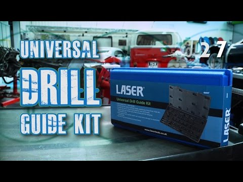 6587 Universal Drill Guide Kit