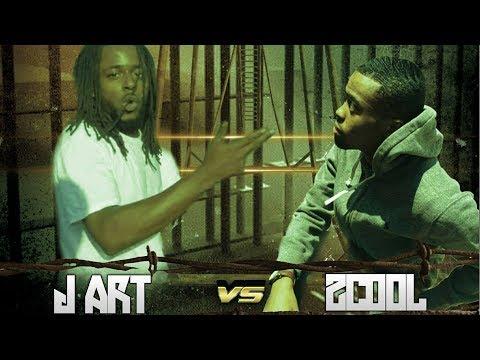 J Art vs 2Cool - Hosted by Dale Denton - RAP BATTLE