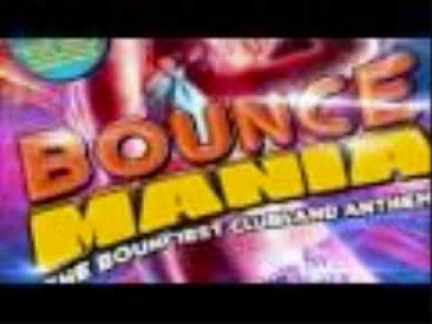 BOUNCE MANIA ...JUST FINE MARY J BLIGE  BOUNCE CD