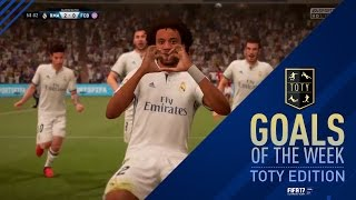 FIFA 17 – Goals of the Week – Team of the Year Special (Round 6)