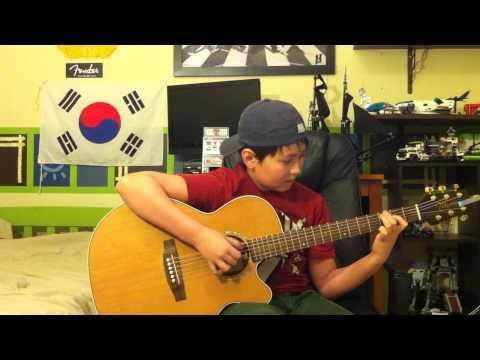 Blink 182 - Adam's Song - Fingerstyle Guitar - Andrew Foy