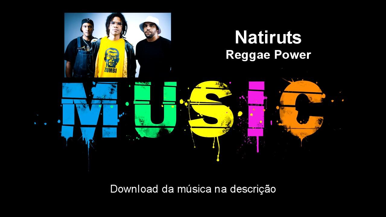 POWER REGGAE BAIXAR NATIRUTS CD MP3