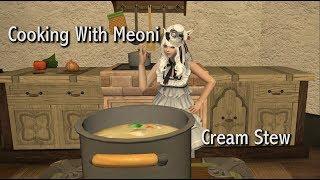 FFXIV: Pot of Cream Stew - Housing Item