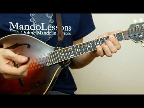 Shady Grove Part One: Chords & Lyrics - Mandolin Lesson