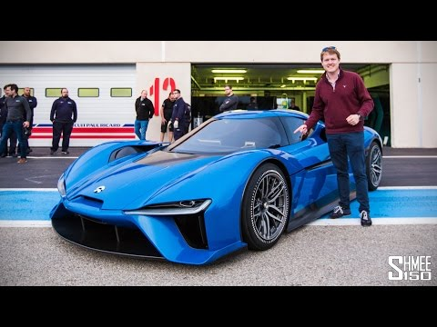 FIRST LOOK: NIO EP9 - NextEV's Electric Supercar
