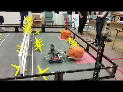 Team 1826A - 57 Point Programming Skills WITH HANG - Vex Robotics Competition Starstruck