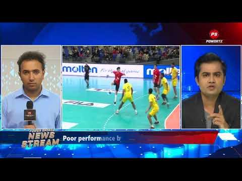 India's Handball Team Bites Dust In Asian Games 2018