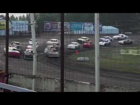 Street Stock Feature- August 10, 2018