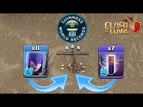 Must Watch ! 11 Witch and 7 Bat Spell Th11 War Attack | Clash of Clans - COC