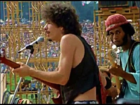 Santana  Evil Ways 1969 Woodstock   Sound HQ