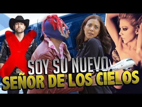 FERNANDA CASTILLO & Escorpi�n Dorado al volante.
