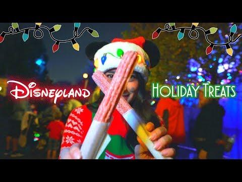 Tasty Disneyland Holiday Treats