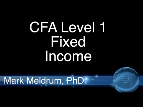 23  CFA Level 1 Introduction to Fixed Income Valuation LO6 Part 3