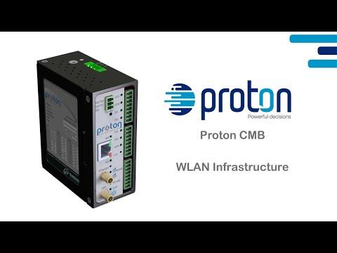 Proton CMB - Configure WLAN Infrastructure
