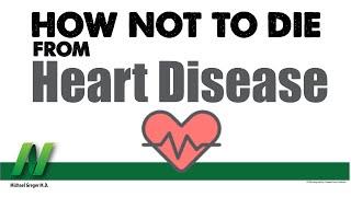 Jak nezemřít na srdeční onemocnění