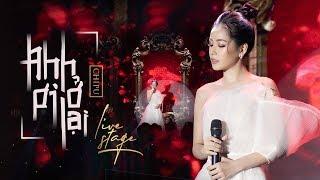 Chi Pu | Anh Ơi Ở Lại (Live Stage)