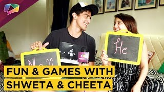 Shweta Tripathi And Her Fiancé Chaitanya Reveal Who Is A Better Kisser | Exclusive