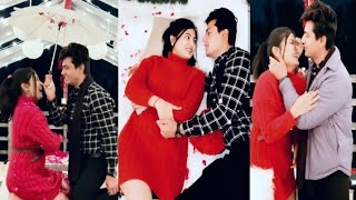 New Song Mohak Narang And Surbhi Rathore New Tiktok Video | Best Romantic Couple💑 Mohak And Surbhi