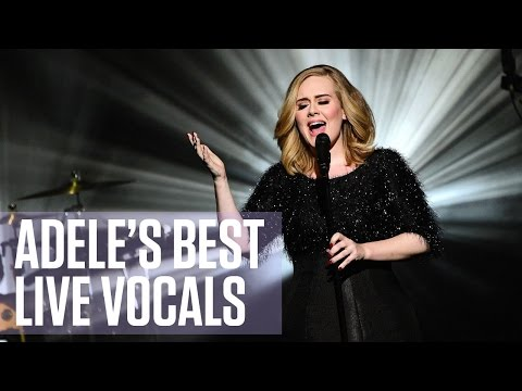 Thumbnail: Adele's Best Live Vocals