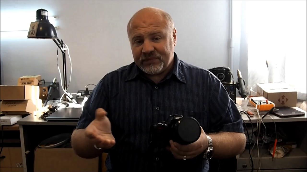 Nikon d40  Интересная камера за небольшие деньги