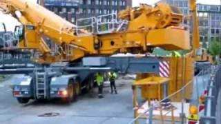 (LTM11200, AC500, LTM1500) Brückenschlag 2010-Mai Teil 6 - Soeren66