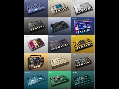 Korg Gadget, Recording Tips, Exporting to a DAW and Sound Demo for iPad