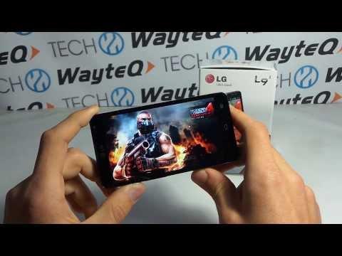 LG Optimus L9 II Modern Combat 4 gameplay video | Tech2.hu