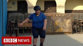 Priyanka Dewan: The roller-skating star who beat disability stigma