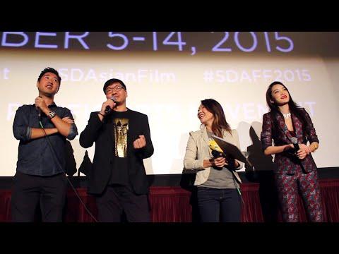SDAFF 2015: Seoul Searching Q&A (Benson Lee, Jessika Van, Esteban Ahn)