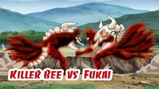 Video Killer Bee vs Fukai Sub Indonesia ★ Fan Naruto Kun download MP3, 3GP, MP4, WEBM, AVI, FLV Oktober 2018