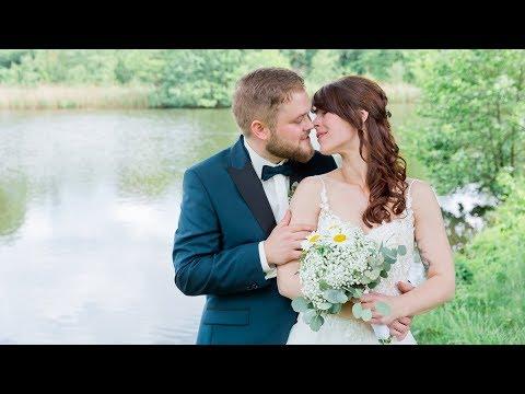 DYI Wedding Lisa & Daniel Im Landhotel Potsdam - Standesamt Hochzeitsvideo