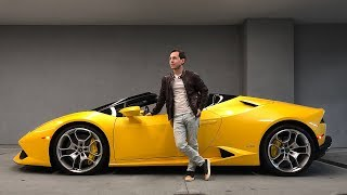 I got a Lamborghini for a Youtube Ad