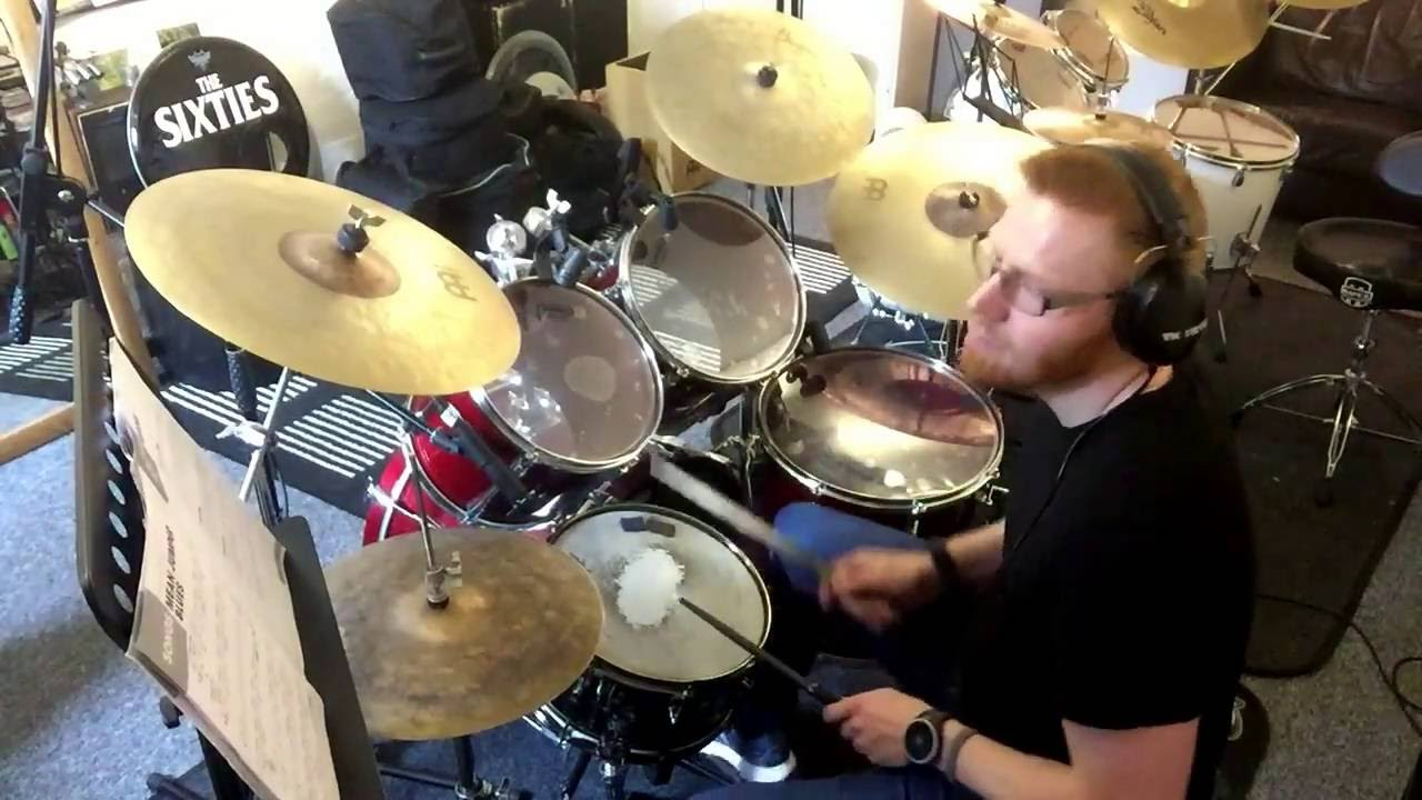 Mean Jumper Blues - Trinity Rock and Pop Drums Grade 2