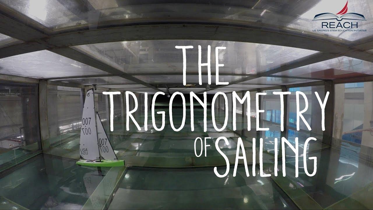 The Trigonometry of Sailing