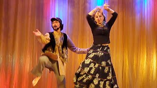 Kya Hua? Old is Gold!!! Indian dance group Mayuri, Petrozavodsk, Russia