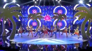 MBC The X Factor -ماريا نديم -Bang Bang - العروض المباشرة