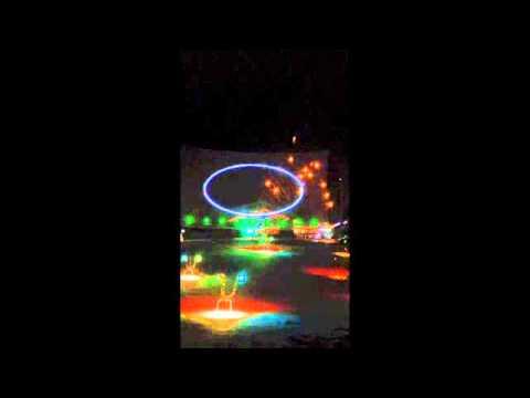 Light Show in West Newbury