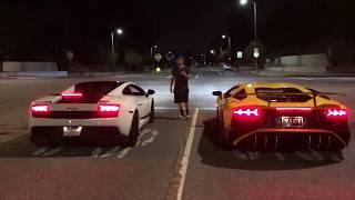 Lamborghini Gallardo Superleggera Videos