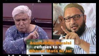 Javed Akhtar tears apart Owaisi