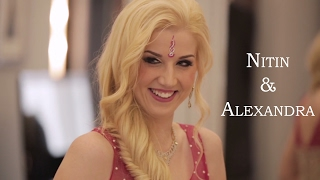 Amazing 400k Views!! | Anglo-Indian Wedding Video | Bloomsbury Films ®