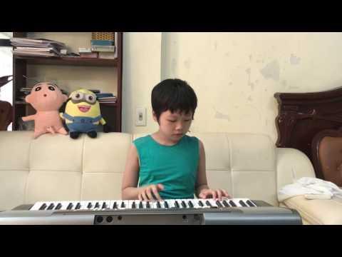 Organ Đi ta đi lên - Khánh Linh