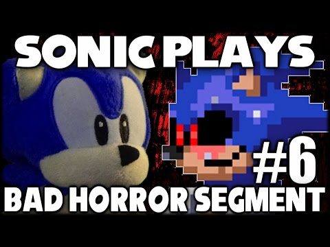 Sonic Plays: Bad Horror Segment #6 (Even More Crappy EXE Games) [60 FPS]