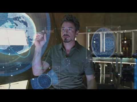 Iron Man 2 (2010) Deleted Scene - Extended New Element Scene