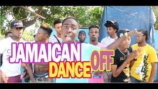 Jamaican Dance Off ! (HYPE MAN) @Jnel Tv