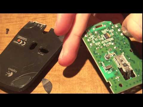 Wireless Mouse Teardown