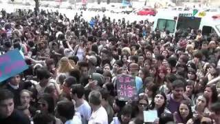 MBLAQ no Brasil na REDE TV