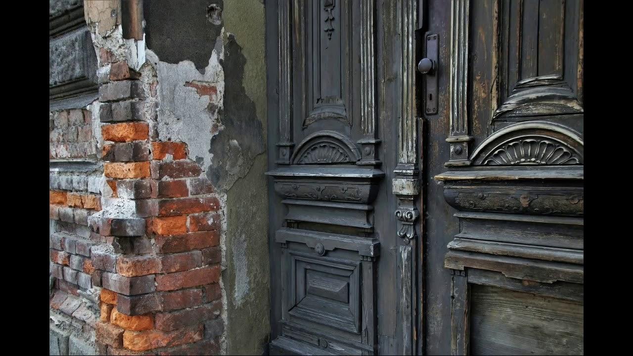 Efecto de sonido Puerta vieja abriéndose - Old door opening