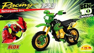 Toyzone Ben-10 Bike || Assembly & Explainer Video