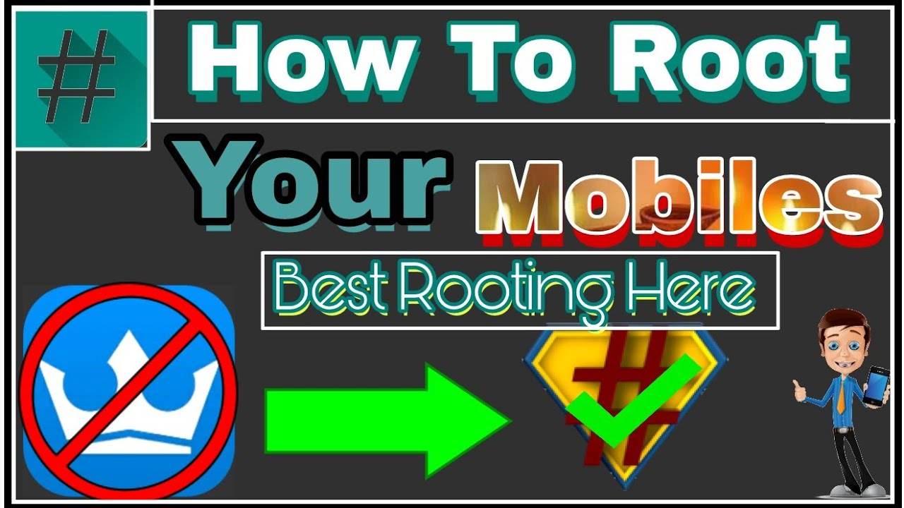 How to root your mobile   without use of kingroot   use of old mobiles     use of old version 4 4 5