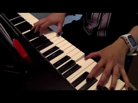 On My Side - Kim Walker-Smith (piano cover)